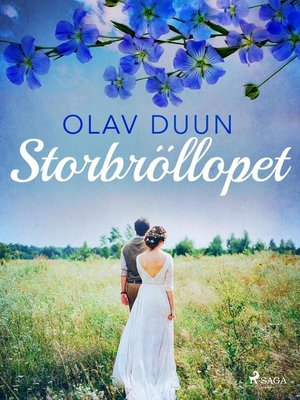 cover image of Storbröllopet