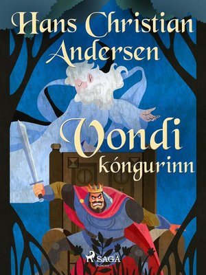 cover image of Vondi kóngurinn
