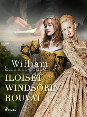 cover image of Iloiset Windsorin rouvat