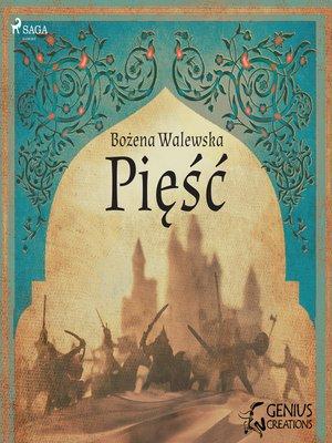 cover image of Pięść