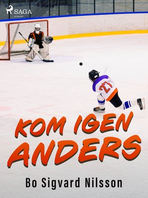 cover image of Kom igen, Anders