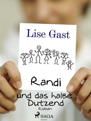 cover image of Randi und das halbe Dutzend