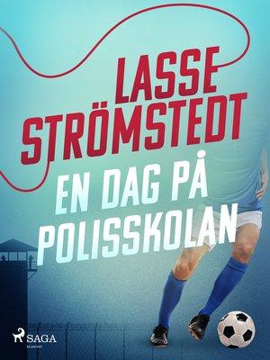 cover image of En dag på polisskolan