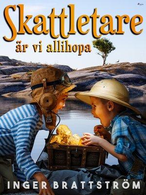 cover image of Skattletare är vi allihopa