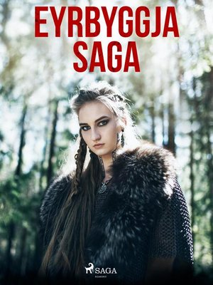 cover image of Eyrbyggja saga