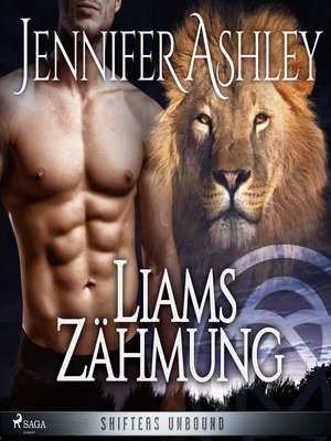 cover image of Liams Zähmung--Shifters Unbound 1