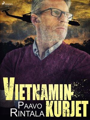 cover image of Vietnamin kurjet