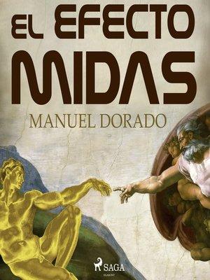 cover image of El efecto Midas