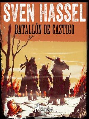 cover image of Batallón de Castigo