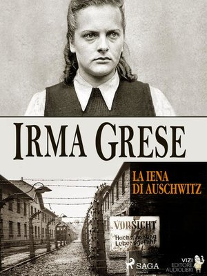 cover image of Irma Grese
