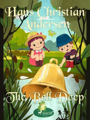 cover image of The Bell Deep