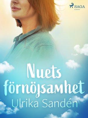 cover image of Nuets förnöjsamhet
