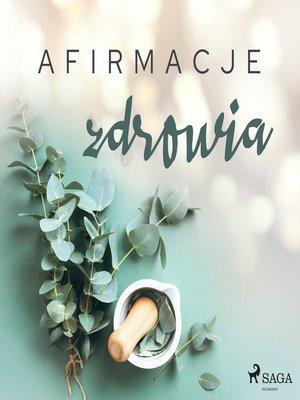 cover image of Afirmacje zdrowia – wersja dla mężczyzn