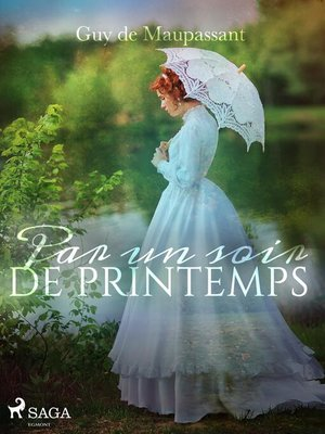 cover image of Par un soir de printemps