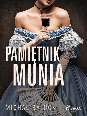 cover image of Pamiętnik Munia