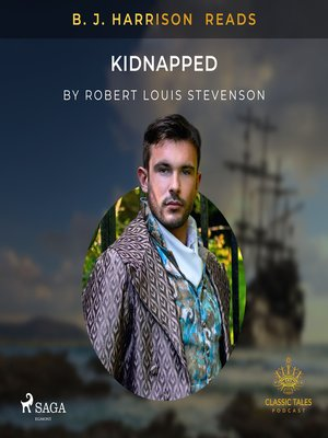cover image of B. J. Harrison Reads Kidnapped