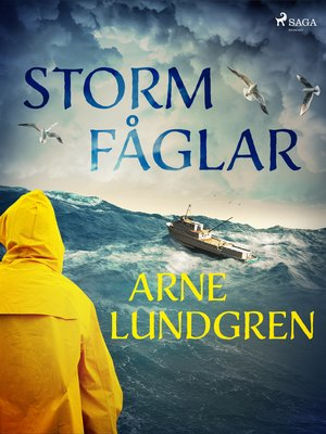 cover image of Stormfåglar