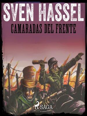 cover image of Camaradas del Frente