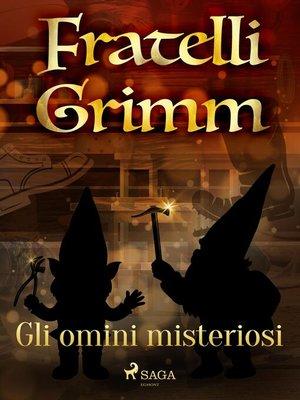 cover image of Gli omini misteriosi