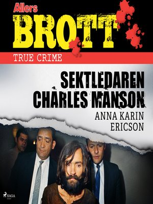 cover image of Sektledaren Charles Manson