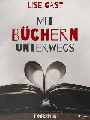 cover image of Mit Büchern unterwegs