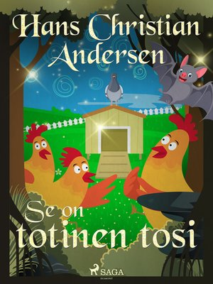 cover image of Se on totinen tosi