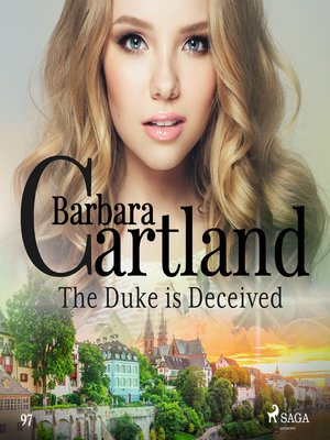 cover image of The Duke is Deceived (Barbara Cartland's Pink Collection 97)