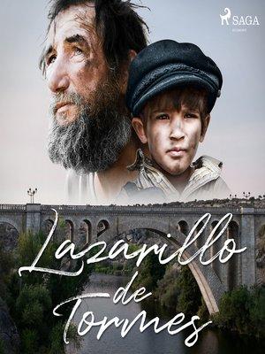 cover image of Lazarillo de Tormes