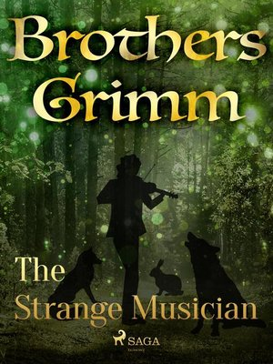 cover image of The Strange Musician