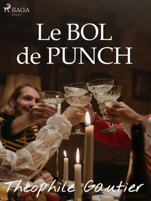 cover image of Le Bol de Punch