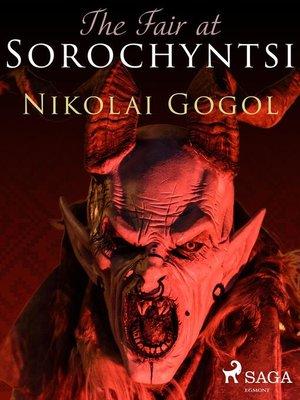 cover image of The Fair atSorochyntsi