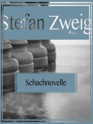 cover image of Schachnovelle (Ungekürzt)