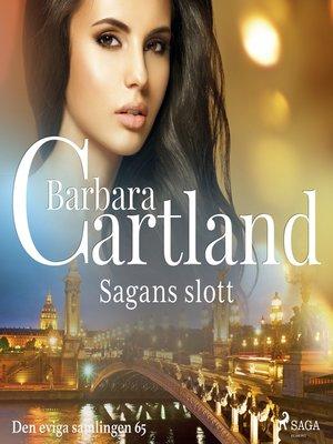 cover image of Sagans slott