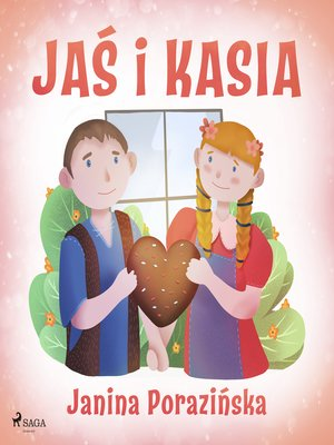cover image of Jaś i Kasia