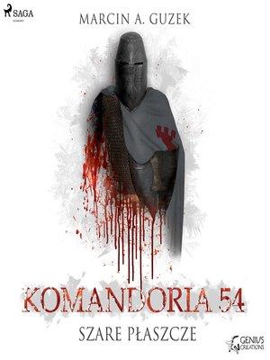 cover image of Komandoria 54