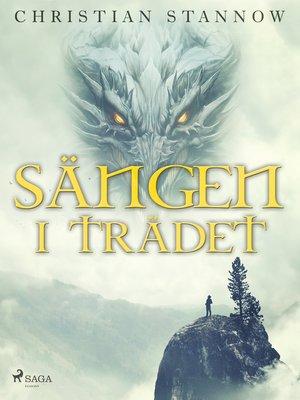 cover image of Sängen i trädet