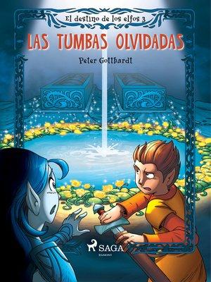 cover image of El destino de los elfos 3