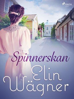 cover image of Spinnerskan