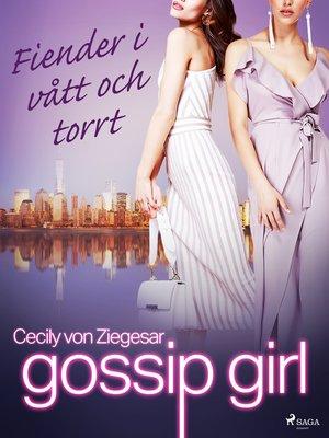 cover image of Fiender i vått och torrt