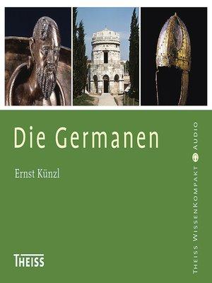 cover image of Die Germanen