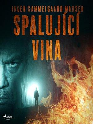 cover image of Spalující vina