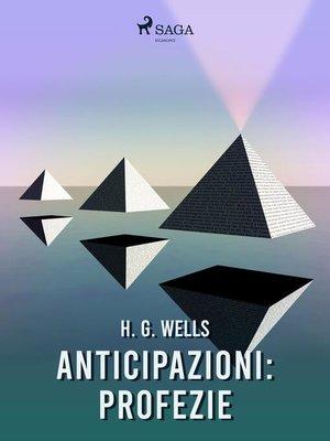 cover image of Anticipazioni