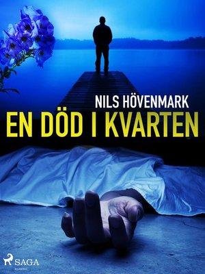 cover image of En död i kvarten