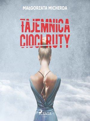 cover image of Tajemnica cioci Ruty