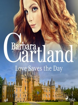 cover image of Love Saves the Day (Barbara Cartland's Pink Collection 148)