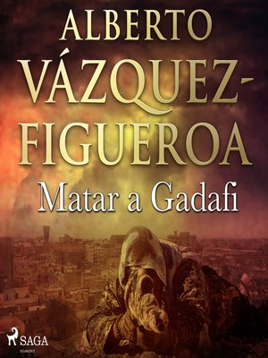 cover image of Matar a Gadafi