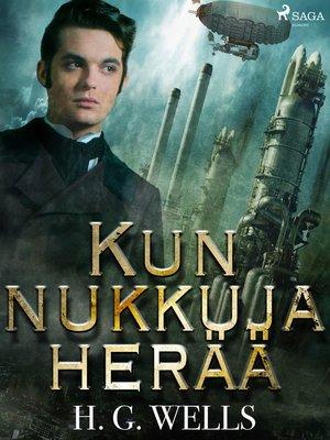 cover image of Kun nukkuja herää