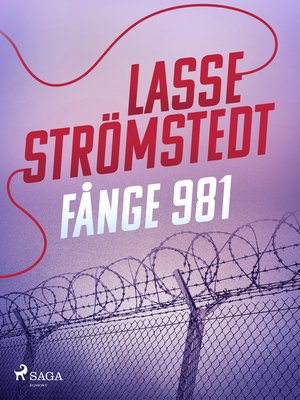 cover image of Fånge 981
