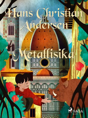 cover image of Metallisika