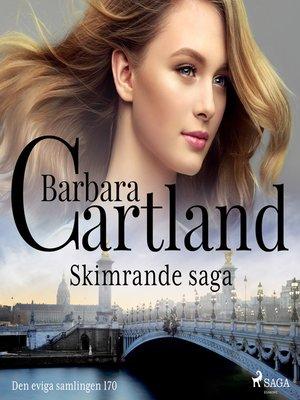 cover image of Skimrande saga